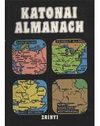 Katonai almanach - Héjja István, Tóth Elek, Kozma Endre, Varga Kálmán