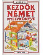Kezdők német nyelvkönyve - Helen Davies , Adamik Lajos