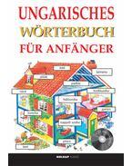 Kezdők magyar nyelvkönyve németeknek - CD melléklettel - Ungarisches Wörterbuch für Anfänger - Helen Davies