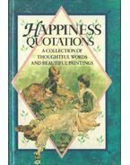 Happiness quotations - Helen Exley