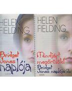Bridget Jones naplója I-II. - Helen Fielding