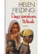 Nagy szerelem története - Helen Fielding