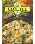 99 előétel 33 színes ételfotóval - Hemző Károly, Lajos Mari