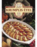 99 krumplis étel 33 színes ételfotóval - Hemző Károly, Lajos Mari