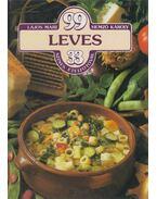 99 leves 33 színes ételfotóval - Hemző Károly, Lajos Mari