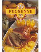 99 pecsenye 33 színes ételfotóval - Hemző Károly, Lajos Mari