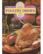 99 Poultry Dishes with 33 Colour Photographs - Hemző Károly, Lajos Mari