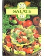 99 Salate mit 33 Farbfotos - Hemző Károly, Lajos Mari