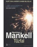 Tűzfal - Henning Mankell