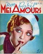 Mon Paris, Mes Amours No 21 Septembre 1937 - Henri Coulont
