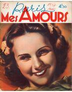 Mon Paris, Mes Amours No 23 Novembre 1937 - Henri Coulont