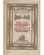 Brand / Peer Gynt - Henrik Ibsen