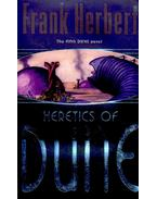 Heretics of Dune - Herbert, Frank