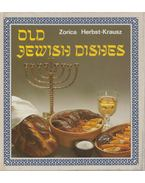 Old Jewish Dishes - Herbst-Krausz Zorica