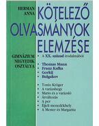 Kötelező olvasmányok elemzése 6. - Herman Anna
