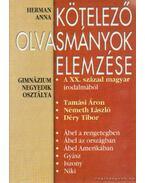 Kötelező olvasmányok elemzése 7. - Herman Anna