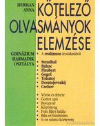 Kötelező olvasmányok elemzése 4. - Herman Anna