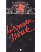 War and Remembrance - Herman Wouk