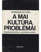 A mai kultúra problémái - Hermann István