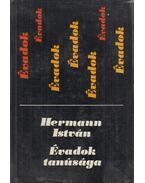 Évadok tanúsága - Hermann István