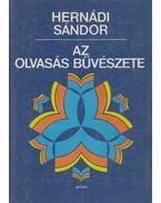 Az olvasás bűvészete - Hernádi Sándor