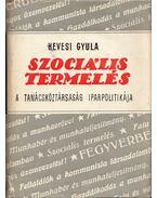 Szociális termelés - Hevesi Gyula
