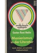 Manierismus in der Literatur - Hocke, Gustav René