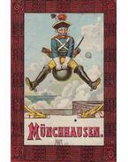 Münchhausen báró csodálatos utazásai és kalandjai vizen és szárazon. - Höcker Oszkár, Koltai Virgil, Gottfried August Bürger