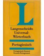 Langenscheidts Universal-Wörterbuch - Portugiesisch - Hoepner, Lutz