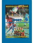 Sport-marketingmenedzsment - Hoffmann Istvánné
