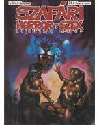 Szafári Horror-szex - Hogan, W. G., Hammer, J.