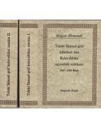 Teleki Sámuel gróf felfedező útja Kelet-Afrika egyenlítői vidékein 1887-1888-ban I-II. - Höhnel Lajos