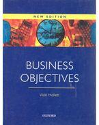Business Objectives - HOLLETT, VICKI