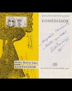 Komédiások (dedikált) - Hollós Korvin Lajos