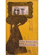 Komédiások - Hollós Korvin Lajos