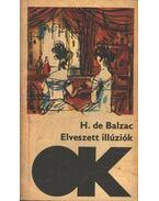 Elveszett illúziók I-II. kötet - Honoré de Balzac