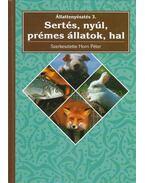 Sertés, nyúl, prémes állatok, hal - Horn Péter