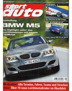 Sport Auto 2004/5 - Horst von Saurma-Jeltsch