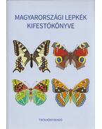 Magyarországi lepkék kifestőkönyve - Horváth Ágnes