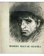 Modern magyar grafika - Horváth Béla
