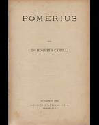 Pomerius - Horváth Cyrill