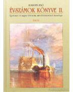 Évszámok könyve II. - Újkor - Horváth Jenő