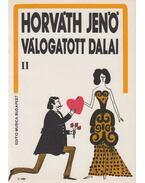 Horváth Jenő válogatott dalai II. - Horváth Jenő