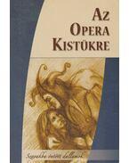 Az opera kistükre - Horváth Viktor