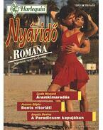Áramkimaradás - Bonts vitorlát! - A Paradicsom kapujában - 1995/4. Romana nyáridő - Howard, Linda, Devine, Angela, Gilpin, Joanna