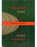Madarsko-Cesky, Cesko-Madarsky Kapesni slovnik - Hradsky, Ladislav, Blaskovics, Josef