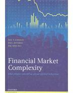 Financial Market Complexity - JOHNSON, NEIL F. - JEFFERIES, PAUL – HUI, PAK MING