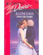 Upon the Storm - Davis, Justine