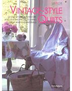 Vintage-Style Quilts - ROBERTS, FLORA