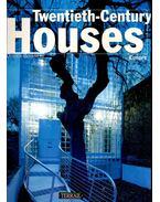 Twentieth-Century Houses - BOISSIERE, OLIVIER